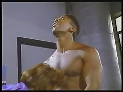 Sharon Mitchell Interracial with Ray Victory