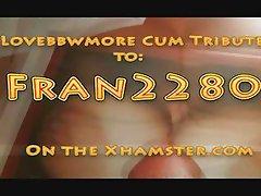 My Tribute to Fran2280 Big Boobs
