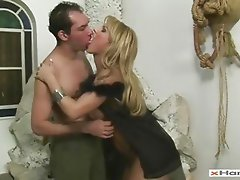 Tranny Carla R gets Fucked & Cumshot on Ass