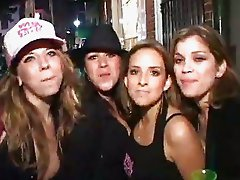 Wild Party Girls - Mardi Gras 2005