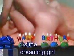 Salma dreaming girl Alx