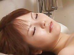 Lesbian massage pleasure