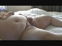 Male Chub Jerking