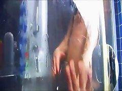 Ivanas bum movie in the shower