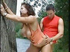 german tits outdoor 01