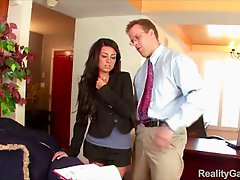 Lexi Diamond Gets Tutored In Art Of Dick