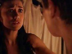 Celeb Jenna Lind in Spartacus