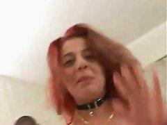 Big Tit Hairy Tanya Tung BBC Anal Creampie