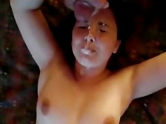 Random Amature Cumshot Compilation