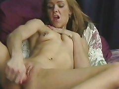 Tiny tits pierced nipples no.3