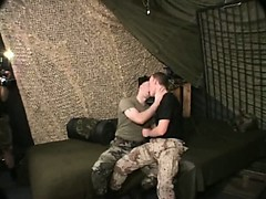 Military Aggression in 'Making Gay Porn
