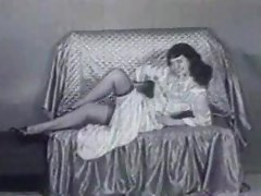 Old Porn Video of Betty Page