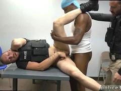 Gay police man suck huge dick Prostitution Sting