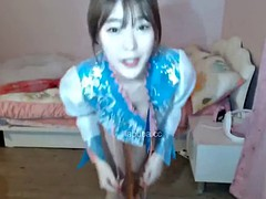 korean webcam - chuseok day