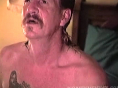 Mature Amateur Larry Jacking Off
