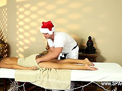 Very tricky spa of luxury masseur