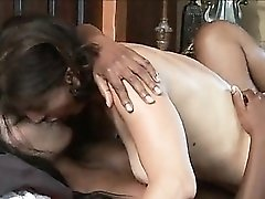 Lesbians kiss so slow and sexy