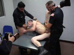 Sexy cop fuck young boy gay first time Two daddies are finer
