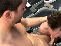 Training is good but ass fucking is even better