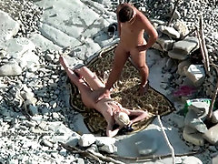 Scorching euro first-timer nudists in this spycam compilation