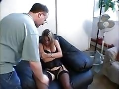 Rough punishment for this cock sucking little bitch BDSM porn
