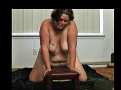 Rosia kants her sybian orgasms