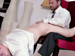 punished mormon spanked