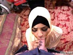 Muslim office Desert Rose, aka Prostitute