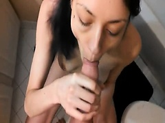 Teen Getting Fucked In Requires And Toilet A Cosmetic