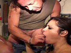 amateur porn with lara de santis and alex magni