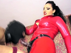 Submissive boys get their lovely asses spanked and drilled