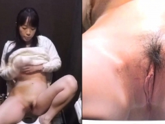 Masturbating asians piss