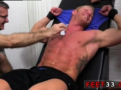 Soccer boy foot fetish and hypnotized feet gay porn Johnny G