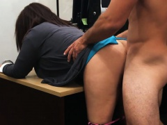 Busty milf pounded to earn extra money to bail out her hubby