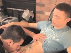 Rough emo boy gay porn Richie is semi rock hard already so S