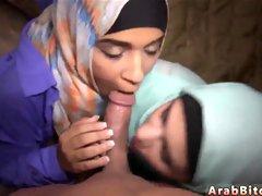 Arab teens learn sex