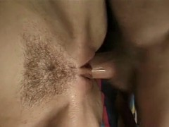 liza harper's tight anal hole is all a hunk wants to plow