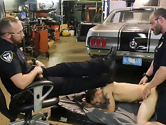 Gay cops porn Get plumbed by the police