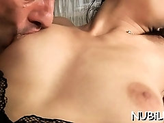 Tasty Addison Dark fucked by monster dong