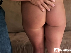 Big booty MILF gets fucked in various positions