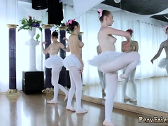Amateur wife bj duddys swallow Ballerinas