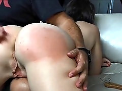 nothing like a good long spanking!