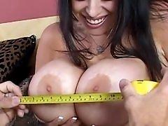 Her Huge Boobs Make His Cock ReadyTo Explode