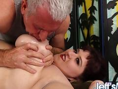 Jeffs Models  Rubbing and Worshipping Massive Bellies Compilation