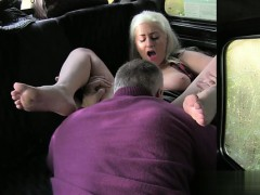 Big tits cum sucking