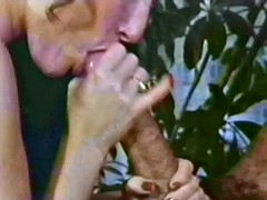 Loni sanders sucks and big cock mulatto
