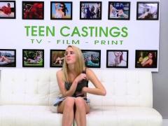 Bdsm loving teen fingered
