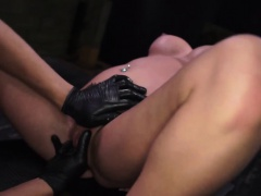 Teen takes huge dick and dancing emo striptease first time I