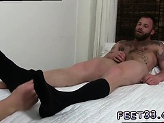 Free gay no condom sex movietures Derek Parker's Socks and F