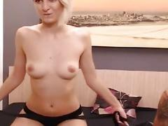 Blonde Babe Wants a Doggystyle Fucked